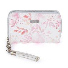 Dámská peněženka malá Pink flowers
