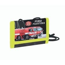 Dětská textilní peněženka Tatra - hasiči