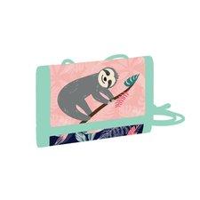 Dětská textilní peněženka Lenochod