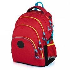 Školní batoh OXY SCOOLER Red