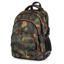 Školní batoh OXY SCOOLER Camo