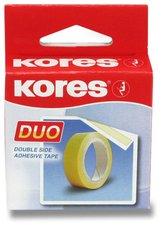 Kores Duo - oboustranně lepicí páska 15 mm x 5 m