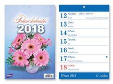 Kalendář 2018 A5 Trhací