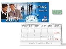 Kalendář 2018 stolní Daňový