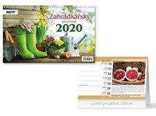 Kalendář 2020 stolní Zahrádkářský