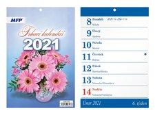 MFP Kalendář 2021 A5 Trhací