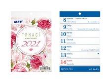 MFP Kalendář 2021 A6 Trhací