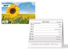 MFP Kalendář 2021 stolní Mini