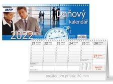 MFP Kalendář 2022 stolní Daňový