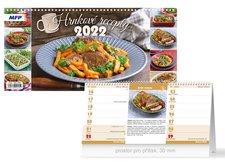 MFP Kalendář 2022 stolní Hrnkové recepty (čtrnáctidenní)