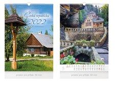 MFP Kalendář 2022 nástěnný Česká republika