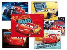 Pohlednice sr Y026 F Disney (Cars) UV