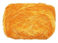 Dekorační sisal 2422 oranžový 30g