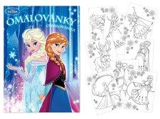 Omalovánky MFP A4 Disney (Frozen)