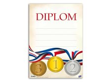 Dětský diplom A4 MFP DIP04-011