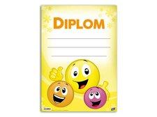 Dětský diplom A4 MFP DIP04-013