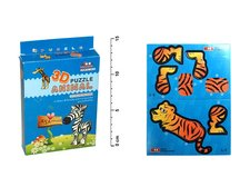 Puzzle 886358 3D zvířátka