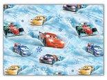 Balící papír vánoční LUX YV007 Disney (Cars)