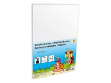 Kreslící karton MFP A4 20 listů 190g