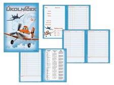 Úkolníček MFP A6 Disney (Planes)