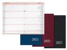 MFP Diář 2021 M104/PVC měsíční