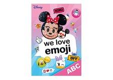 Desky na ABC MFP Disney (Emoji)