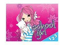 Desky na číslice MFP Girl