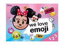 Desky na číslice MFP Disney (Emoji)
