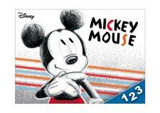 Desky na číslice MFP Disney (Mickey)