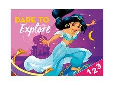 MFP Desky na číslice Disney (Princess)