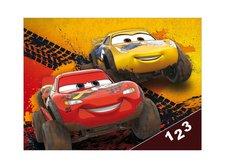 MFP Desky na číslice Disney (Cars)