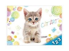 MFP Desky na číslice Kočka