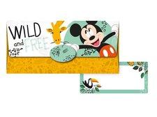 MFP Obálka na peníze Disney 55-069 (Mickey)