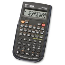 Vědecký kalkulátor Citizen SR-135N