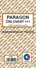 Paragon číslovaný