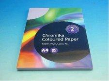 Kancelářský papír A4/100ks pastelově fialový 80g
