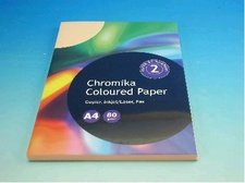 Kancelářský papír A4/100ks meruňkový 80g