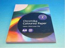 Kancelářský papír A4/100ks pastelově růžový 80g