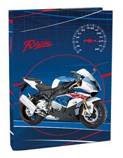 Box A4 s klopou Speed Racing