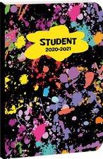 Stil Školní diář STUDENT Paintball