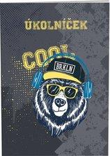 Stil Úkolníček Cool bear