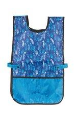 Stil Zástěrka na výtvarnou výchovu Indian blue PONČO