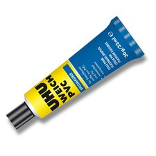 UHU Weich PVC - lepidlo na měkčené plasty