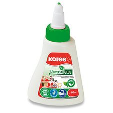 Lepidlo Kores Universal Glue Eco - 60 ml