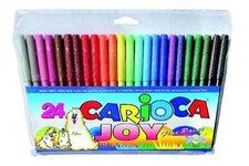 Dětské fixy UNIVERSAL Carioca Joy, 24 barev