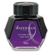Lahvičkový inkoust WATERMAN fialový, 50 ml
