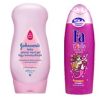 Mýdla a sprchové gely