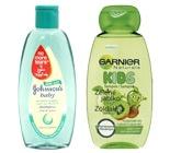 Šampony a pěny do koupele