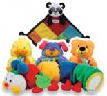 Plyšové a látkové hračky