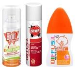 Repelenty a přípravky na komáry